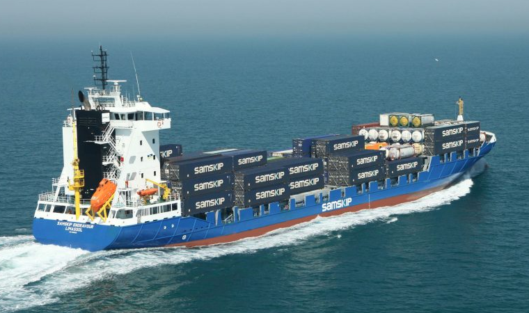 The Samskip Endeavour, an 800TEU capacity containership which normally runs on traditional fuels, had the honour to kick-off the partnership by using sustainable biofuels in its recent sailings.